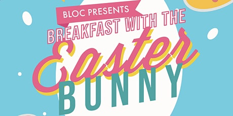 Breakfast with the Easter Bunny + LIVE animals! tickets