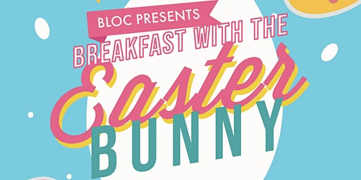 Breakfast with the Easter Bunny + LIVE animals!