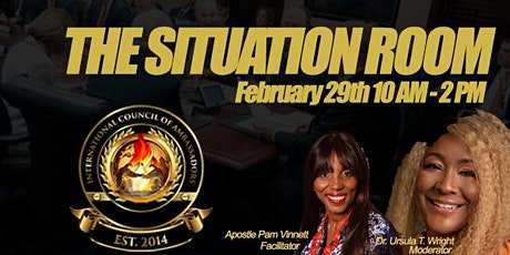 The Situation Room: Modern Day Apostolic Prophetic Symposium tickets