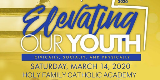 Youth Symposium 2020 (hosted by Chi Sigma & Alpha Zeta Sigma)