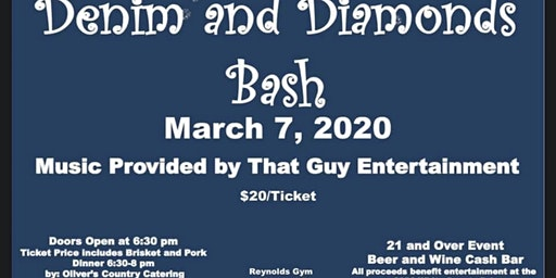 2nd Annual Denim and Diamonds Bash