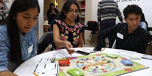 Sesión Informativa Emociones y Dinero (CASHFLOW GAME)