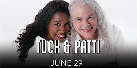 Tuck & Patti tickets