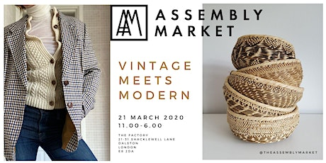 The Assembly Market presents Vintage Meets Modern tickets