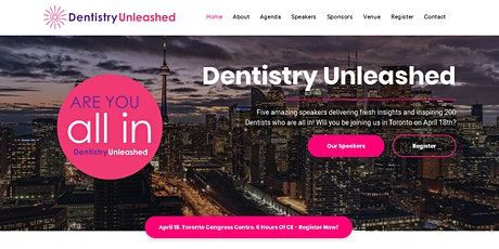 Dentistry Unleashed tickets