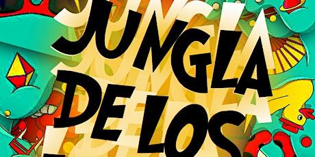 JUNGLA DE LOS LOCOS - tekartel presents... tickets