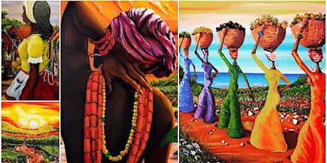 The Colours of My Art - Nasha Bradshaw tickets