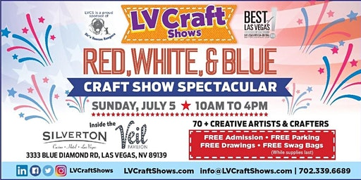 Red, White, & Blue Craft & Gift Spectacular