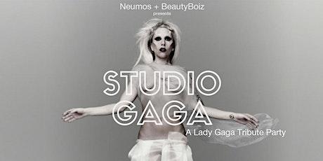 Studio Gaga - A Lady Gaga Tribute Party tickets