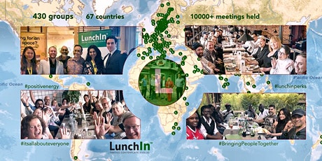 1°  Meeting Nazionale LunchIn ™ tickets
