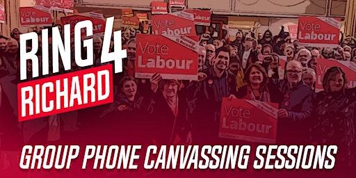 Ring For Richard Leeds - Phonebank for Richard Burgon for Deputy Leader