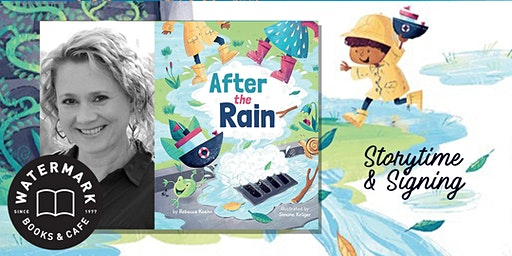 Special Storytime with Debut Kansas Author Rebecca Koehn!