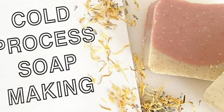 Cold  Process Soap Workshop : Facial Soap Edition tickets