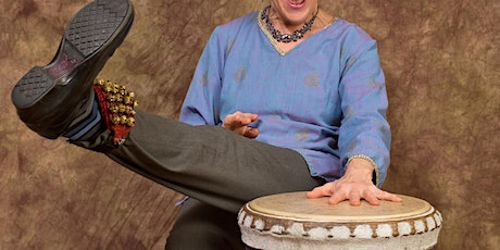 WHOLE Person Drumming with Zorina Wolf tickets