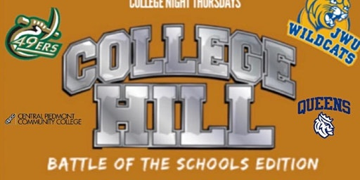College Hill Battle Of The Schools