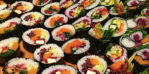 Sushi Party with Chef Loghan Call