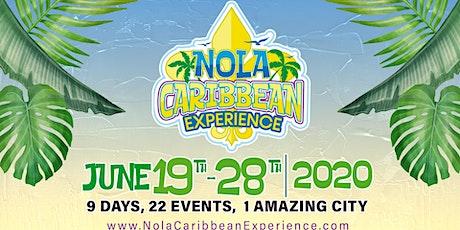 NOLA Caribbean Experience tickets