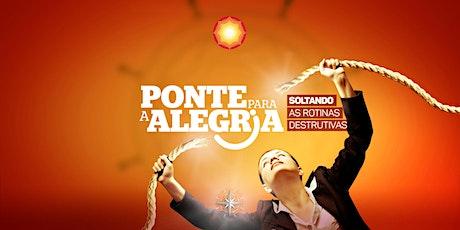 PONTE PARA A ALEGRIA/ Fernandópolis-SP/ Brasil ingressos