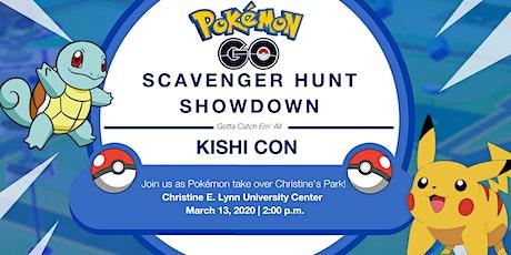 Pokémon GO! Scavenger Hunt Showdown tickets