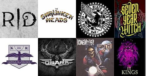 JENNY JAM: Best Original Rock Bands in the Carolinas!