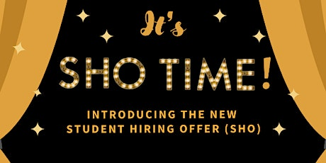 Student Hiring Offer Training Session tickets