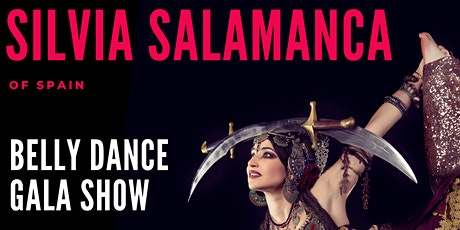 Silvia Salamanca Gala Show tickets