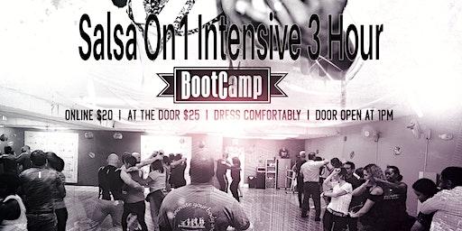 Salsa on1 Intensive 3 Hour Bootcamp