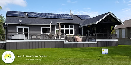 Solar Workshop for Home & Business: Invest in Your Energy Future
