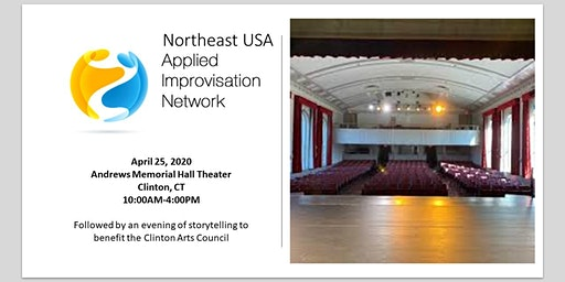Trust By the Sea - Northeast Applied Improvisation Network Spring Gathering