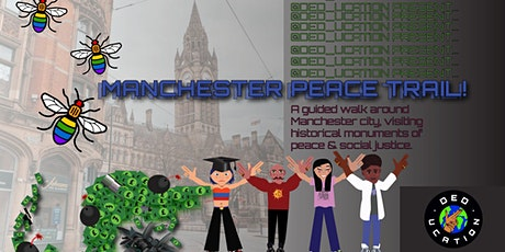 MANCHESTER PEACE TRAIL tickets