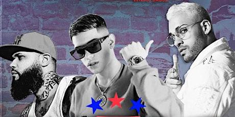 Final Nacional MFL - Show de El B Los Aldeanos, Samy Hawk y cierre Ecko tickets