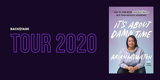 Backstage Tour 2020 - D.C.