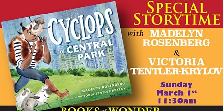 Special Storytime with Madelyn Rosenberg and Victoria Tentler-Krylov! tickets