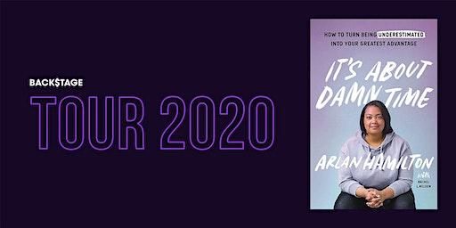 Backstage Tour 2020 - Minneapolis-St. Paul