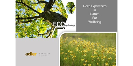 Deep Experiences in Nature for Wellbeing, Michelle Doerr, MA,  A ZOOM presentation tickets