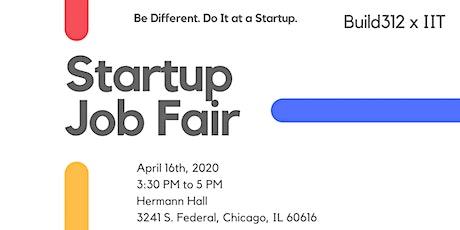 Startup Job Fair (Postponed) tickets