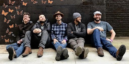 Pert Near Sandstone And Adam Greuel EP Release