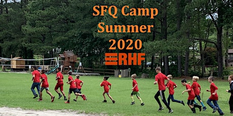 SFQ Camp - Week Six (July 20 to July 24) tickets