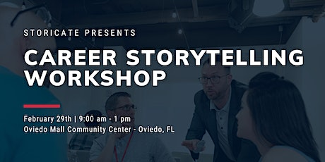 Career Storyteller Workshop by Storicate tickets