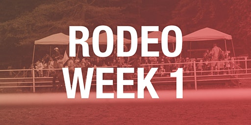 Rodeo Box Seats - Week 1 2020