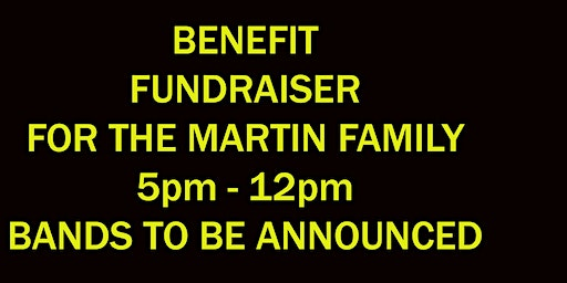 BENEFIT  concert for  Holly Ullom Martin, featuring many bands many genres.