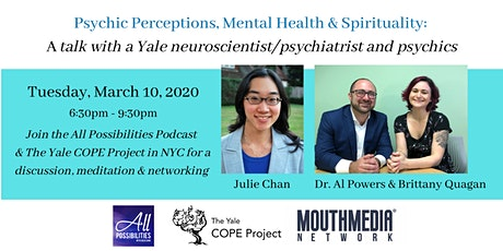 All Possibilities Podcast LIVE! with The Yale COPE Project tickets
