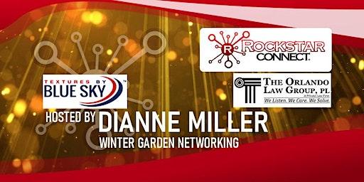 Free Winter Garden Rockstar Connect Networking Event (March, near Orlando)