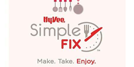 Simple Fix Meal Prep (Come & Go) tickets