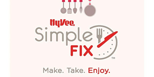 Simple Fix Meal Prep (Come & Go)
