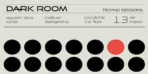 DARK ROOM - Techno Sessions at Cocoliche