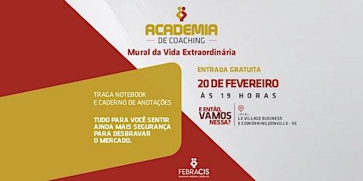 [Joinville/SC] Academia de Coaching - 20/02