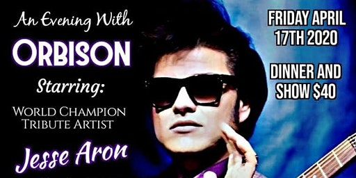 Roy Orbison Tribute Band