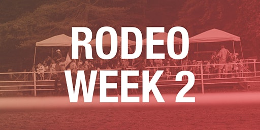 Rodeo Box Seats - Week 2 2020