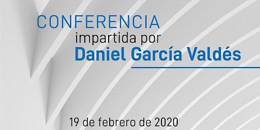 Conferencia Daniel García